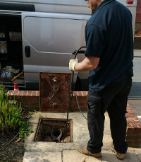 Drain clearance in Tooting and Merton